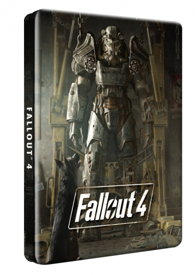 Fallout 4 Steelbook [G2] (PC/PS4/XBOX ONE)