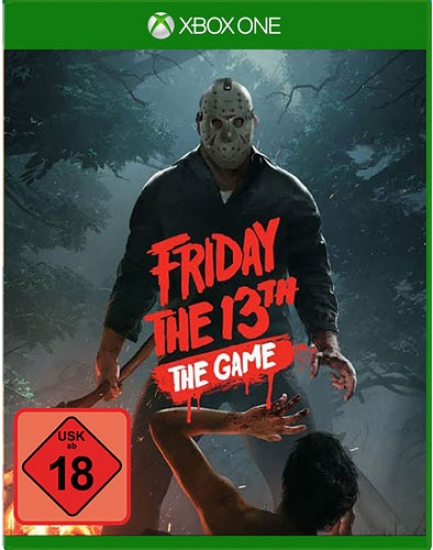 Friday the 13th The Game [uncut] (deutsch) (DE) (XBOX ONE)