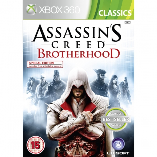 Assassin's Creed: Brotherhood [Classics] (englisch) (XBOX360)