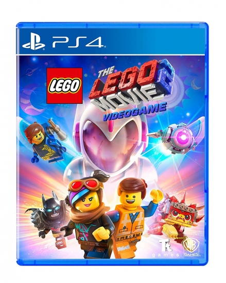 The LEGO Movie 2 Videogame (deutsch) (AT PEGI) (PS4)