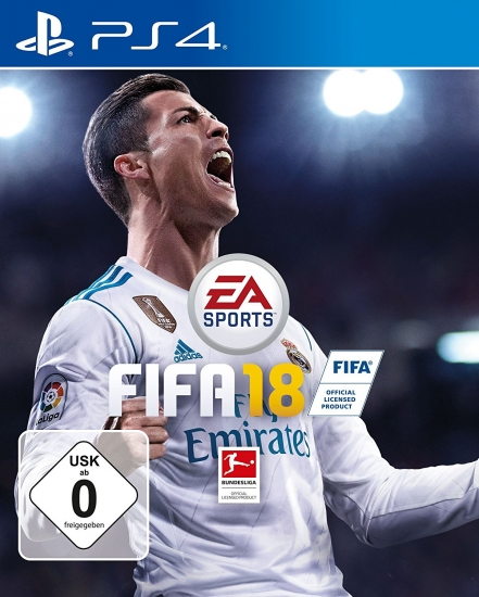 FIFA 18 (deutsch) (DE) (PS4)