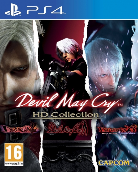 Devil May Cry HD Collection [uncut] (deutsch) (AT PEGI) (PS4)