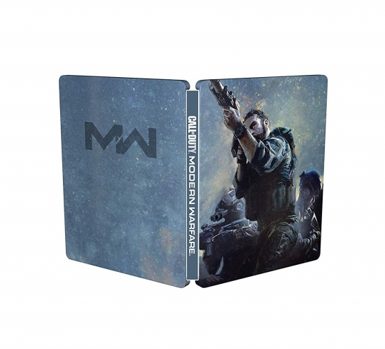 Call of Duty Modern Warfare Steelbook G2 (PS4/XBOX ONE)
