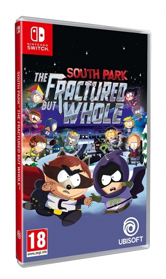 South Park The Fractured But Whole (deutsch) (AT PEGI) (Nintendo Switch)