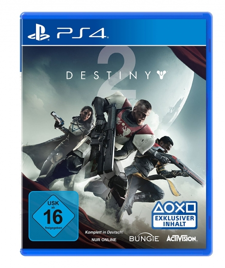 Destiny 2 (deutsch) (DE) (PS4)