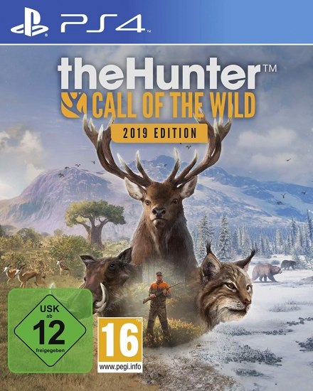 The Hunter - Call of the Wild - Edition 2019 (deutsch) (AT PEGI) (PS4)