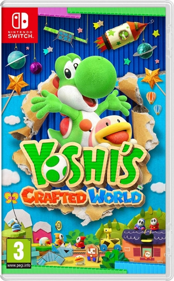 Yoshi's Crafted World (deutsch) (AT PEGI) (Nintendo Switch)