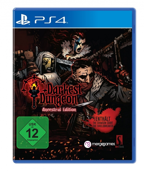 Darkest Dungeon Ancestral Edition (deutsch) (DE) (PS4)