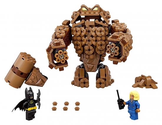 LEGO The Batman Movie 70904 - Clayface: Matsch-Attacke [neu]