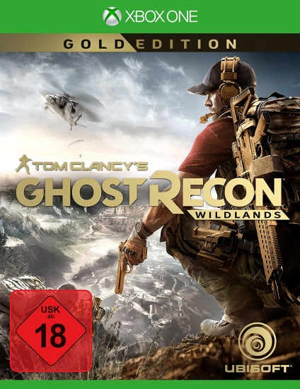 Tom Clancy's Ghost Recon Wildlands - Gold Edition [uncut] (deutsch) (DE) (XBOX ONE) inkl. Season Pass
