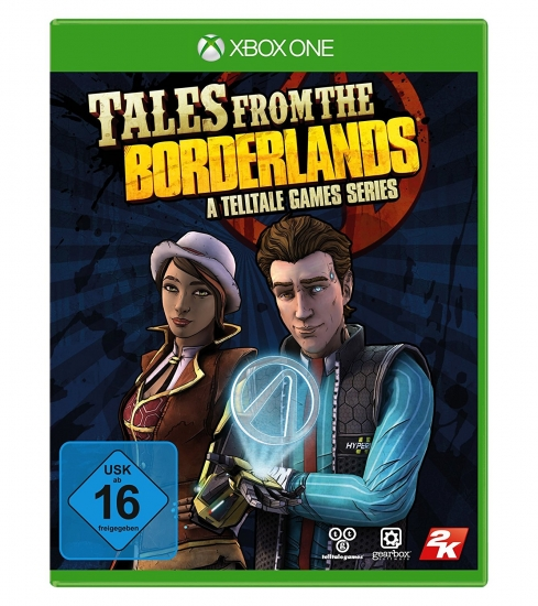 Tales from the Borderlands (deutsch) (DE) (XBOX ONE)