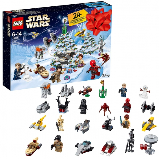 LEGO Star Wars 75213 - Adventskalender 2018 [neu]