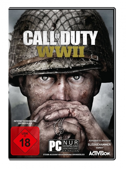 Call of Duty WWII (deutsch) (DE) (PC)