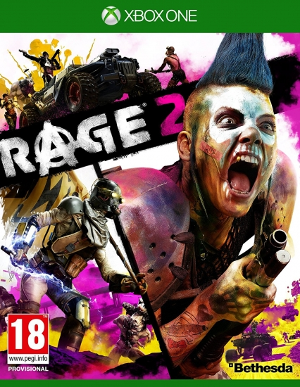 Rage 2 [uncut] (deutsch) (AT PEGI) (XBOX ONE)