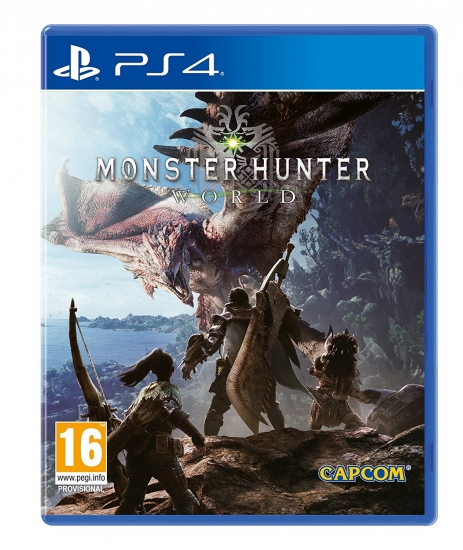 Monster Hunter World (deutsch) (AT PEGI) (PS4)