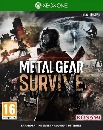 Metal Gear Survive [uncut] (deutsch) (AT PEGI) (XBOX ONE) inkl. Survival Pack