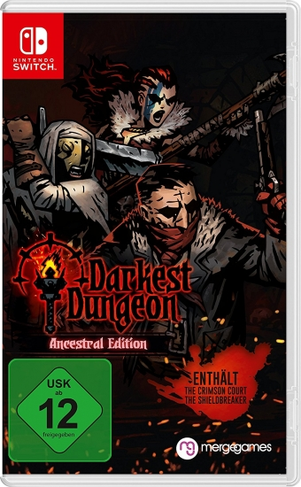 Darkest Dungeon Ancestral Edition (deutsch) (DE) (Nintendo Switch)