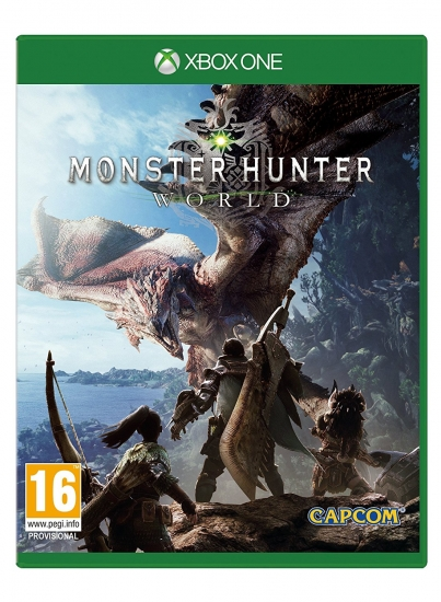 Monster Hunter World Steelbook Edition (deutsch) (AT PEGI) (XBOX ONE)