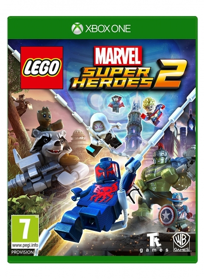 LEGO Marvel Superheroes 2 (deutsch) (EU PEGI) (XBOX ONE)