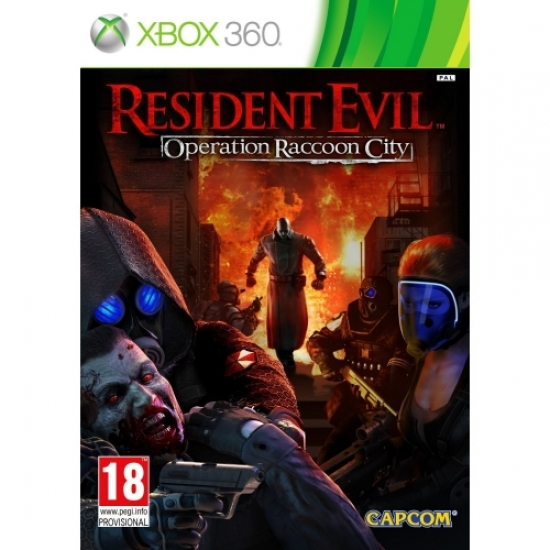 Resident Evil: Operation Raccoon City (deutsch) (AT) (XBOX360)