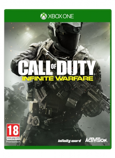 Call of Duty Infinite Warfare (deutsch) (AT PEGI) (XBOX ONE) inkl. Terminal Bonus-Map / Zombies in Spaceland