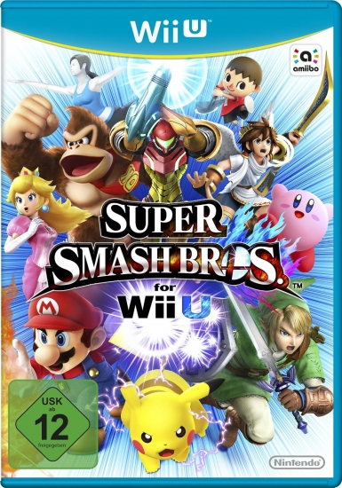 Super Smash Bros. (deutsch) (DE) (Wii U)