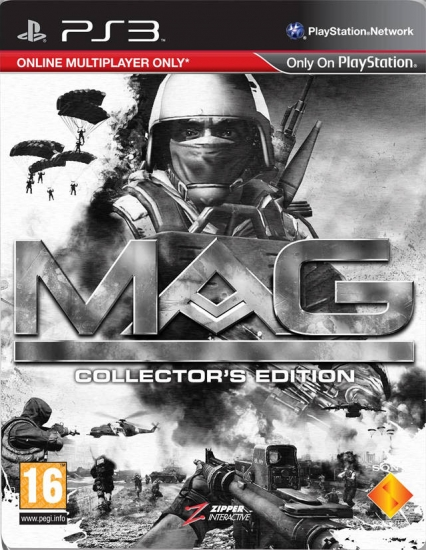 MAG: Massive Action Game - Collector's Edition (englisch) (PS3)