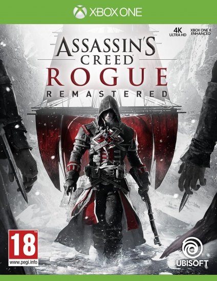 Assassin's Creed Rogue Remastered HD (deutsch) (AT PEGI) (XBOX ONE) inkl. 2 Bonusmissionen