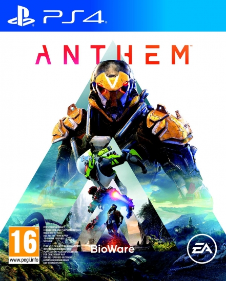 Anthem D1 Edition (deutsch) (AT PEGI) (PS4) inkl. Ranger-Rüstung / Waffen-Set / Banner
