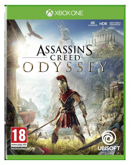 Assassin's Creed Odyssey [uncut] (deutsch) (AT PEGI) (XBOX ONE) inkl. Der Blinde König DLC