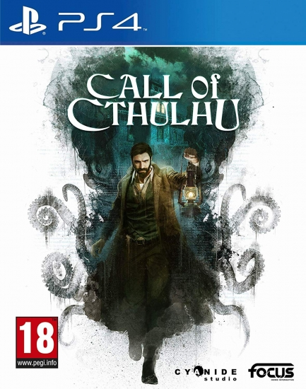 Call of Cthulhu (deutsch) (AT PEGI) (PS4)
