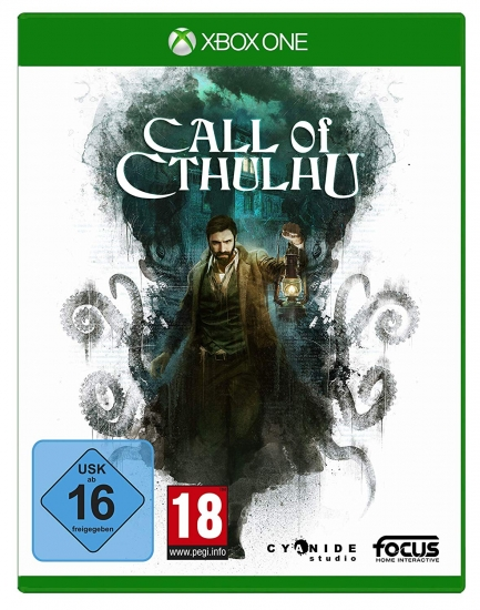 Call of Cthulhu (deutsch) (AT PEGI) (XBOX ONE)