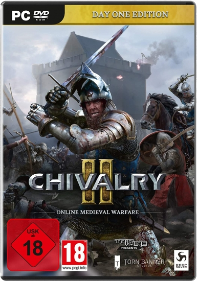 "Chivalry 2 Day One Edition [uncut] (deutsch) (AT PEGI) (PC DVD) inkl. ""Royal Zweihänder"" Waffen Skin DLC"