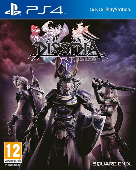 Dissidia Final Fantasy NT (deutsch) (AT PEGI) (PS4)