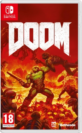 Doom [uncut] (deutsch) (AT PEGI) (Nintendo Switch)