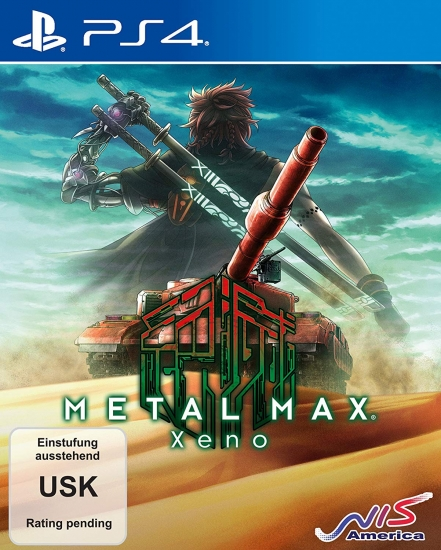 Metal Max Xeno (deutsch) (DE) (PS4)