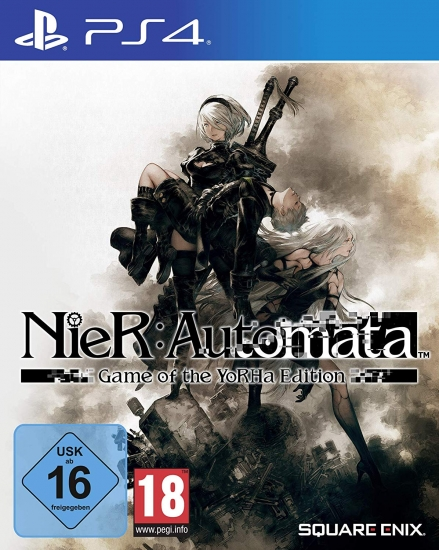 NieR Automata Game of the YoRHa Edition (deutsch) (AT PEGI) (PS4)