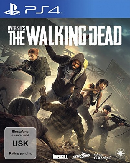 OVERKILL's The Walking Dead [uncut] (deutsch) (DE) (PS4)