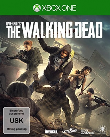 OVERKILL's The Walking Dead [uncut] (deutsch) (DE) (XBOX ONE)