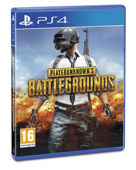 Playerunknown's Battlegrounds PUBG (deutsch) (AT PEGI) (PS4)