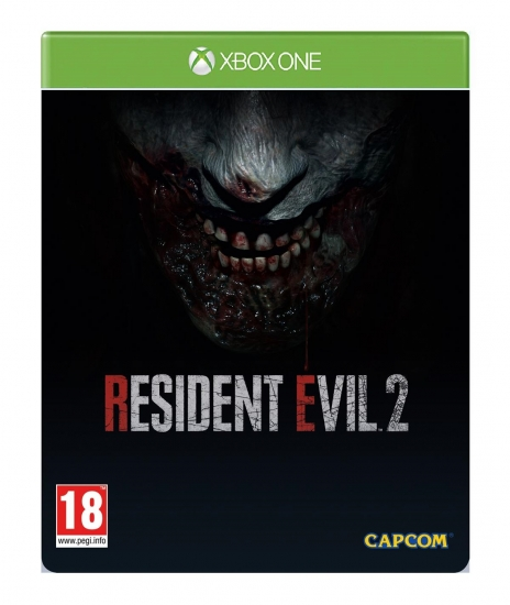 Resident Evil 2 Remake Limited Steelbook Edition [uncut] (deutsch) (AT PEGI) (XBOX ONE) inkl. Samurai Edge Chris & Jill Model DLC