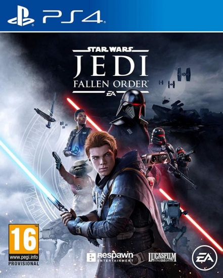 Star Wars Jedi Fallen Order D1 Edition (deutsch) (AT PEGI) (PS4) inkl. 4 DLC