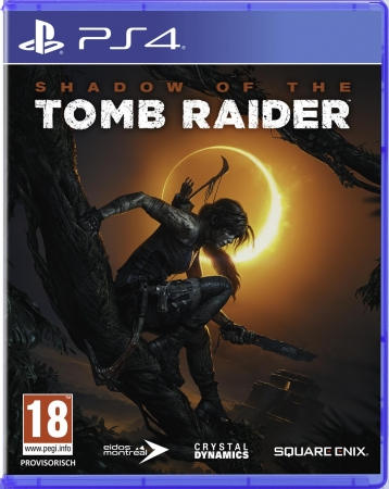Shadow of the Tomb Raider [uncut] (deutsch) (AT PEGI) (PS4)