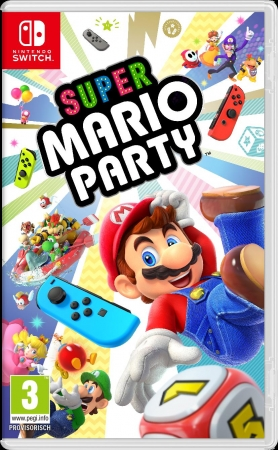 Super Mario Party (deutsch) (EU PEGI) (Nintendo Switch)