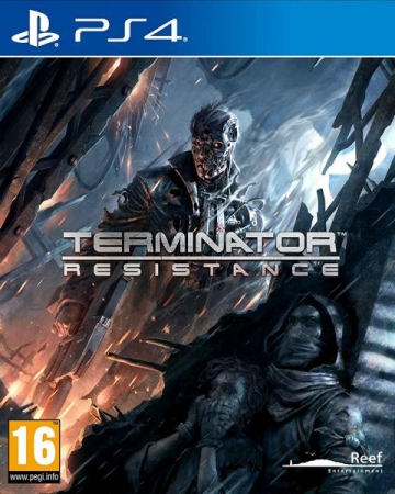Terminator Resistance (deutsch) (AT PEGI) (PS4)