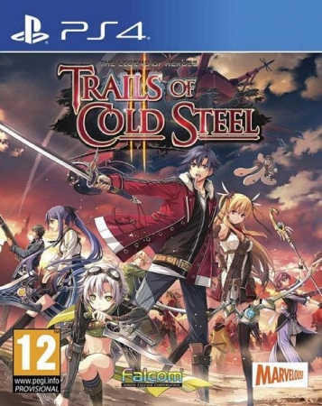 The Legend of Heroes: Trails of Cold Steel 2 (englisch) (AT PEGI) (PS4)