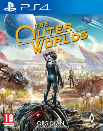 The Outer Worlds (deutsch) (AT PEGI) (PS4)