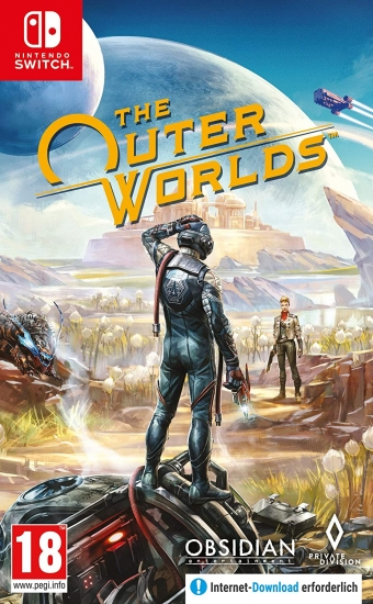 The Outer Worlds (deutsch) (AT PEGI) (Nintendo Switch)