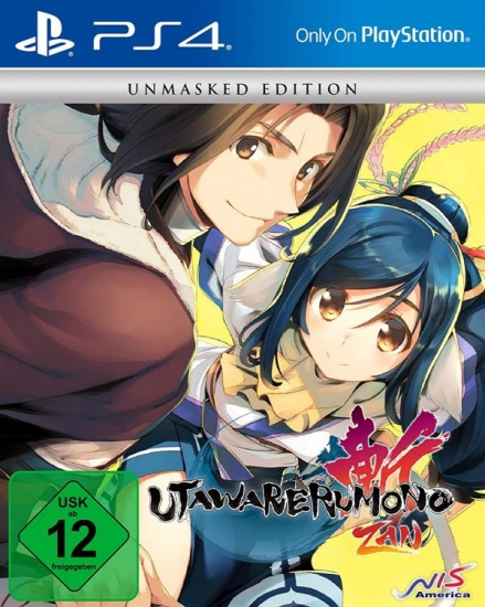 Utawarerumono ZAN Unmasked Edition (englisch) (AT PEGI) (PS4)