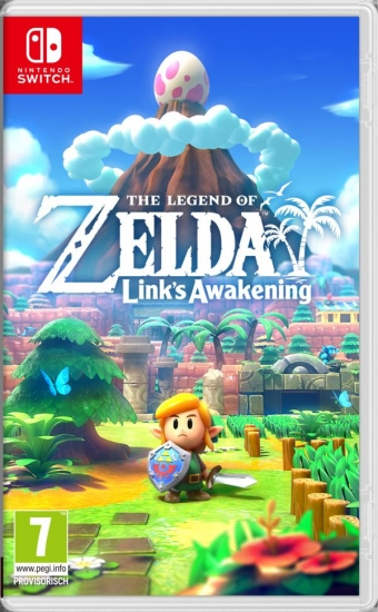 The Legend of Zelda Link's Awakening (deutsch) (AT PEGI) (Nintendo Switch)